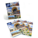 Campus Photo Pocket Folder
