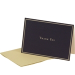 Navy Thank You Cards