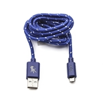 5FT EVERLASTING NYLON CABLE MICRO USB U