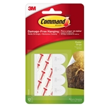 COMMAND STRIPS 12 PACK