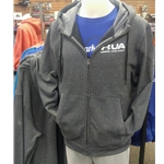 MENS THREADBORNE FULL ZIP FLEECE
