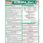 Barcharts: Algebra, Part 1