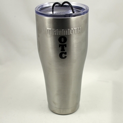 MAMMOTH 30 OZ DOUBLE WALL VACUUM TUMBLER