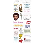 Shakespeare Quotable Notable