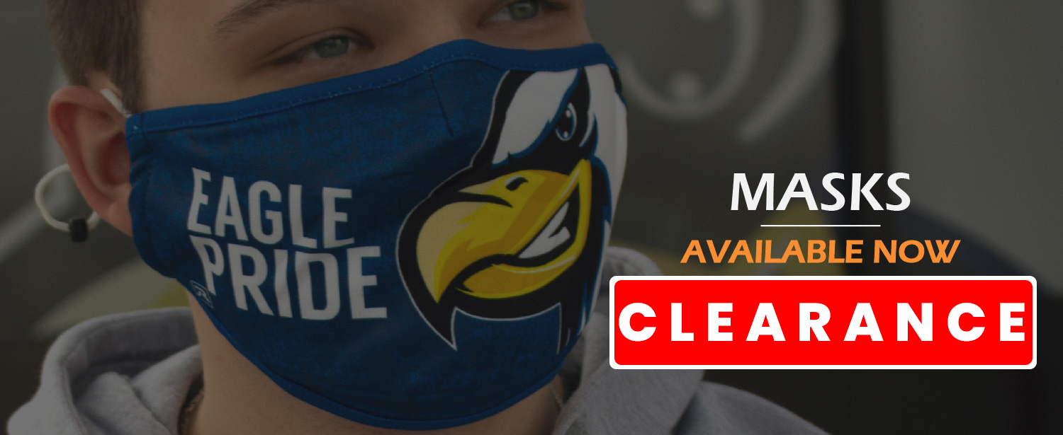 Masks available now!