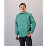 "Radnor® Green 30"" Flame Retardant Jacket"
