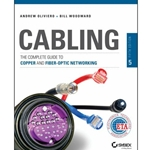 CABLING - THE COMPLETE GUIDE TO COPPER AND FIBER-OPTIC NETWORKING