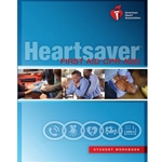 HEARTSAVER FIRST AID CPR & AED ST WKBK