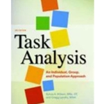 TASK ANALYSIS (W/FLASH DRIVE)