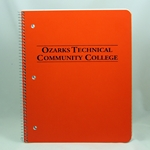 1 subject OTC notebook