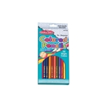 COLORED PENCILS A30300 7IN 12 PK