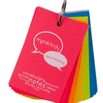 MYNDOLOGY RINGBOUND NOTE CARD A30300