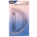 CLEAR PROTRACTOR