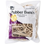 RUBBER BANDS NATURAL A30300 CL