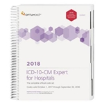 BASIC ICD-10-CM EXPERT FOR HOSPITALS 2018 (SPIRAL) WITH GUIDELINES