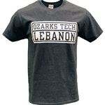 Lebanon Center Shirts