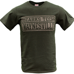 Waynesville Center Shirts - Old Design