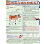 Barcharts: Chef's Guide to Meat, Poultry, & Seafood