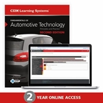 BUNDLE (2) FUNDAMENTALS OF AUTOMOTIVE TECHNOLOGY, SECOND EDITION AND 2 YEAR ACCESS TO FUNDAMENTALS OF AUTOMOTIVE TECHNOLOGY