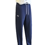 Men's Navy Tri-Blend Fleece Jogger