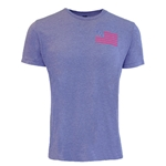 Tee w/ Flag In Heather