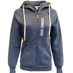 Chelsea Full Zip w/ Verticle Text Logo