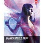 ADOBE AFTER EFFECTS CS6 CLASSROOM IN A BOOK (W/DVD)  (P)