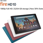 "Amazon Fire HD 10"" Tablet 32GB"
