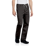 Men's ASN/Dental Black Scrub Pant