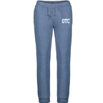 Ladies Stonewash Angel Fleece Sweat Pant