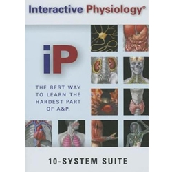 INTERACTIVE PHYSIOLOGY IP CD