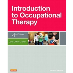 INTRO TO OCCUPATIONAL THERAPY (P)