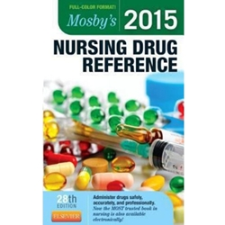 2015 MOSBY'S NURSING DRUG REFERENCE