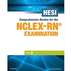 COMPREHENSIVE REVIEW NCLEX-RN EXAM (W/BIND IN ACCESS ) (P)