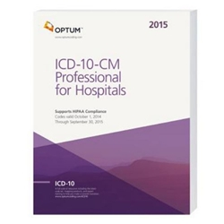 ICD-10-CM PROFESSIONAL HOSPITALS 2015