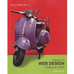 BASICS OF WEB DESIGN: HTML5 & CSS3 (W/BIND IN ACCESS) (P)