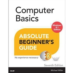 COMPUTER BASICS: ABSOLUTE BEGINNER'S GUIDE WINDOWS 8.1 ED