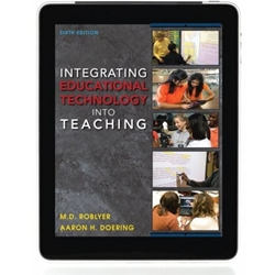 INTEGRATING EDUCATIONAL TECHNOLOGY ETC (WITHOUT MY EDUCL (P)