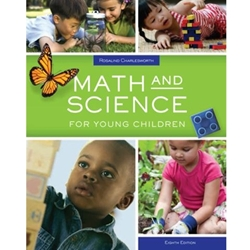 MATH & SCIENCE FOR YOUNG CHILDREN