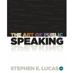 ART OF PUBLIC SPEAKING (W/OUT CONNECTPLUS) (P)