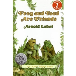 FROG & TOAD ARE FRIENDS LEVEL 2
