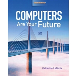 COMPUTERS ARE YOUR FUTURE (INTRODUCTORY)(W/CD) (P)