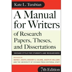 MANUAL FOR WRITERS (P)