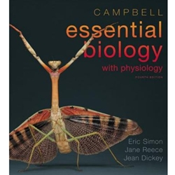 (2) CHOOSE 1 OF 3: PAPERBACK CAMPBELL ESSEN BIOLOGY W/PHYSIOLOGY (W/MASTERINGBIO)