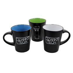 12OZ NOIR COFFEE MUG