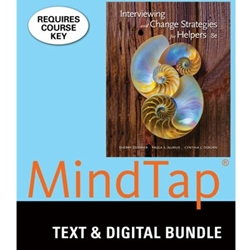 BUNDLE (2) TEXTBOOK + ACCESS CODE FOR INTERVIEWING AND CHANGE STRATEGIES FOR HELPERS