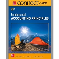 EBOOK + ACCESS CODE FOR FUNDAMENTAL ACCOUNTING PRINCIPLES