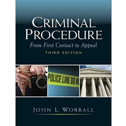 CRIMINAL PROCEDURE (W/CD)