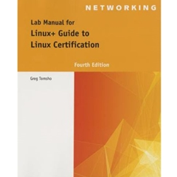 LAB MANUAL FOR ECKERT'S LINUX+ GUIDE TO LINUX CERTIFICATION