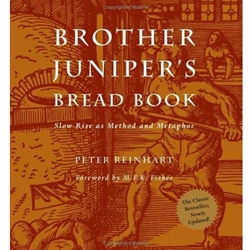 BROTHER JUNIPER'S BREAD BOOK  (P)